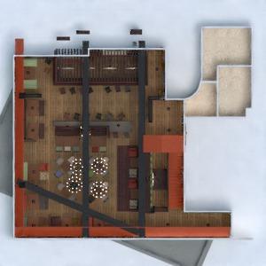 floorplans dekor do-it-yourself café 3d