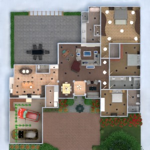 floorplans house furniture decor bathroom bedroom living room garage kitchen lighting landscape dining room entryway 3d