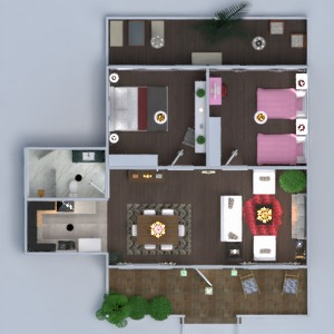 floorplans house terrace furniture decor bathroom bedroom living room kitchen outdoor kids room lighting landscape household dining room architecture studio 3d