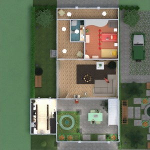 floorplans house decor landscape 3d