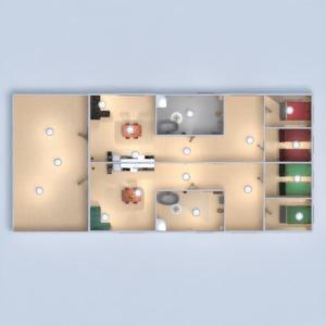 floorplans butas vonia miegamasis eksterjeras namų apyvoka 3d