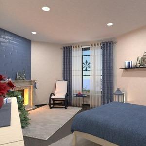 planos decoración dormitorio 3d