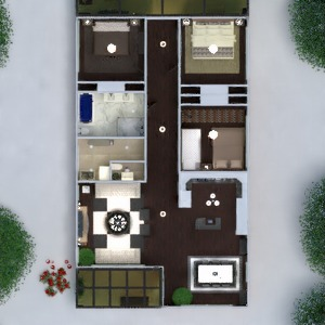 floorplans house terrace furniture decor bathroom bedroom living room garage kitchen outdoor lighting landscape household dining room architecture 3d