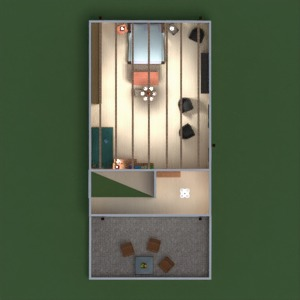 floorplans apartment terrace furniture decor bedroom kitchen renovation landscape dining room architecture 3d