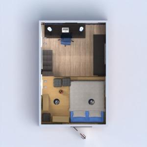 планировки сделай сам спальня гостиная освещение архитектура хранение студия 3d