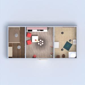 floorplans mieszkanie wystrój wnętrz zrób to sam łazienka sypialnia pokój dzienny kuchnia remont wejście 3d