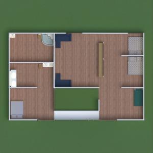 floorplans house decor living room kitchen kids room 3d