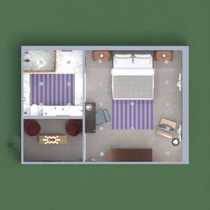 floorplans bathroom bedroom lighting 3d
