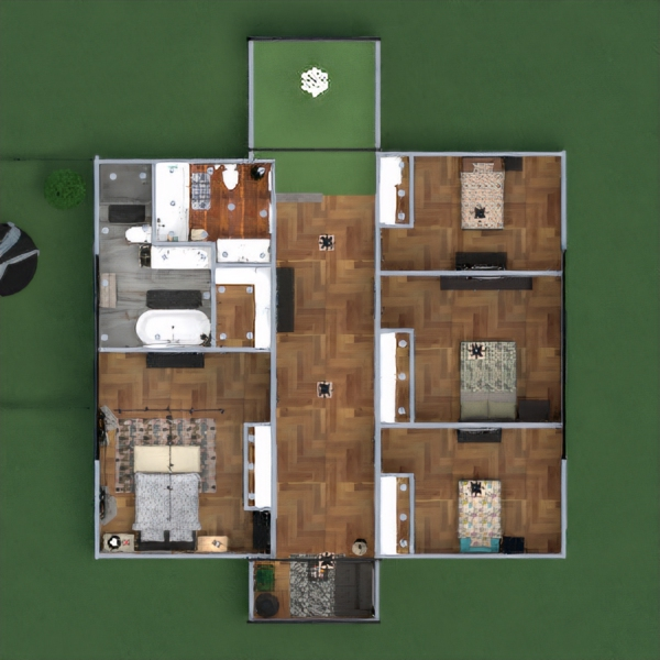 floorplans дом терраса мебель декор сделай сам ванная спальня гостиная гараж кухня улица офис освещение ремонт техника для дома кафе столовая архитектура хранение прихожая 3d