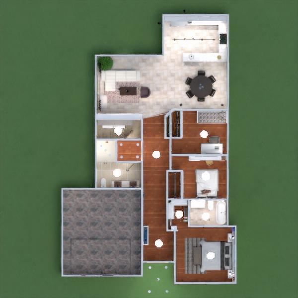floorplans haus dekor schlafzimmer garage küche beleuchtung landschaft architektur eingang 3d