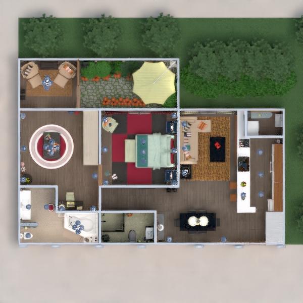 floorplans casa mobílias decoração faça você mesmo casa de banho quarto cozinha iluminação reforma paisagismo utensílios domésticos cafeterias sala de jantar arquitetura despensa 3d
