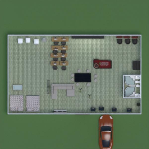 floorplans apartamento casa casa de banho dormitório escritório 3d