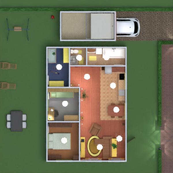 floorplans дом декор ванная спальня гостиная гараж кухня детская освещение ландшафтный дизайн 3d