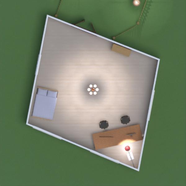 floorplans casa quarto garagem cozinha patamar 3d