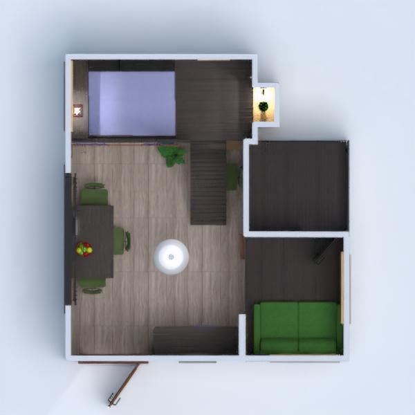 floorplans butas baldai dekoras pasidaryk pats vonia miegamasis svetainė virtuvė apšvietimas renovacija sandėliukas studija prieškambaris 3d