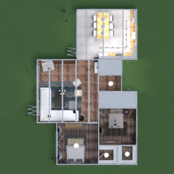 floorplans casa terraza muebles decoración bricolaje cuarto de baño dormitorio salón cocina exterior despacho iluminación paisaje hogar cafetería comedor arquitectura trastero estudio descansillo 3d