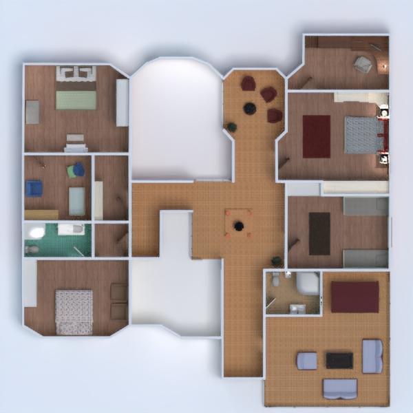 floorplans дом терраса мебель декор ванная спальня гостиная кухня улица детская офис освещение ремонт техника для дома кафе столовая архитектура хранение прихожая 3d