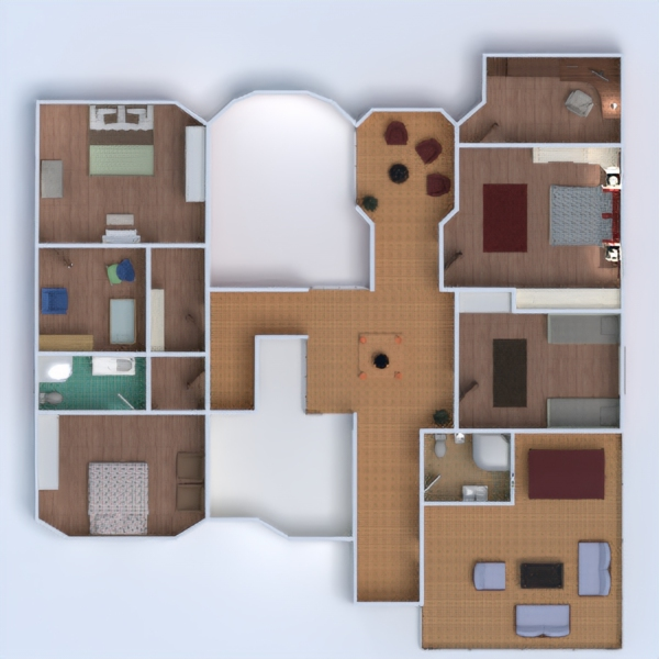 floorplans house terrace furniture decor bathroom bedroom living room kitchen outdoor kids room office lighting renovation household cafe dining room architecture storage entryway 3d