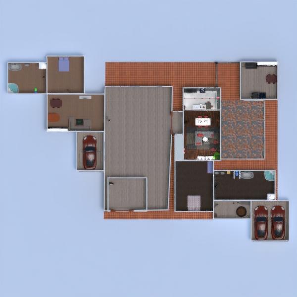 floorplans квартира дом мебель декор ванная спальня гостиная гараж кухня улица детская офис освещение столовая прихожая 3d