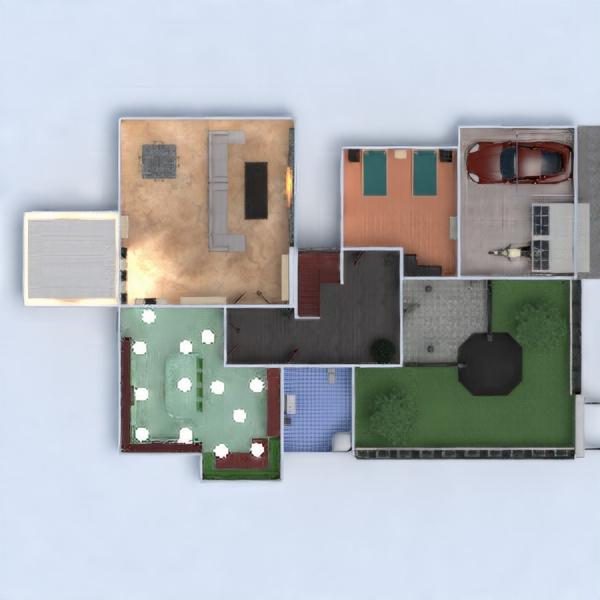 floorplans haus terrasse mobiliar dekor do-it-yourself badezimmer schlafzimmer haushalt esszimmer architektur 3d