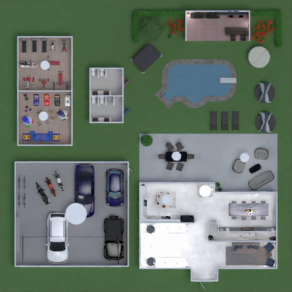 floorplans architektur 3d