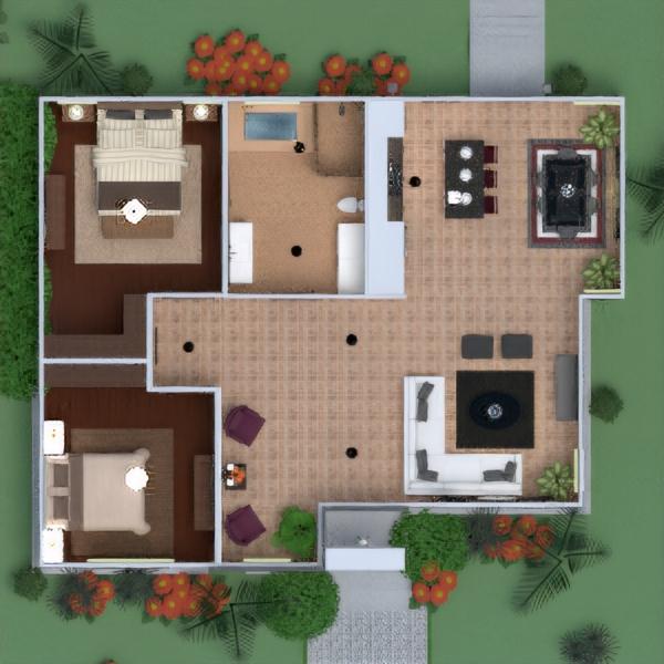 floorplans casa varanda inferior mobílias decoração faça você mesmo casa de banho dormitório quarto cozinha área externa quarto infantil escritório iluminação reforma paisagismo utensílios domésticos sala de jantar arquitetura despensa 3d