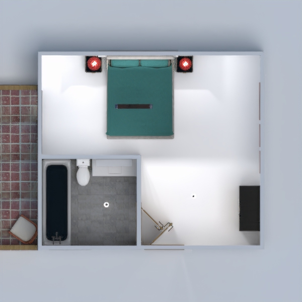 floorplans diy office lighting 3d