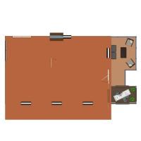 floorplans apartment house terrace furniture decor bathroom bedroom living room kitchen office architecture 3d