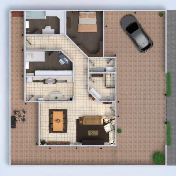 floorplans casa decorazioni angolo fai-da-te 3d