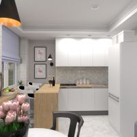 floorplans apartment furniture decor kitchen lighting renovation household dining room studio 3d