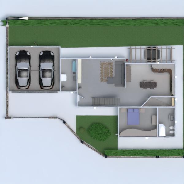 floorplans house kitchen outdoor kids room household 3d