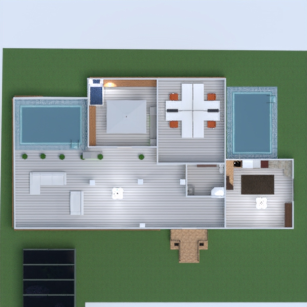 floorplans furniture living room lighting household studio 3d