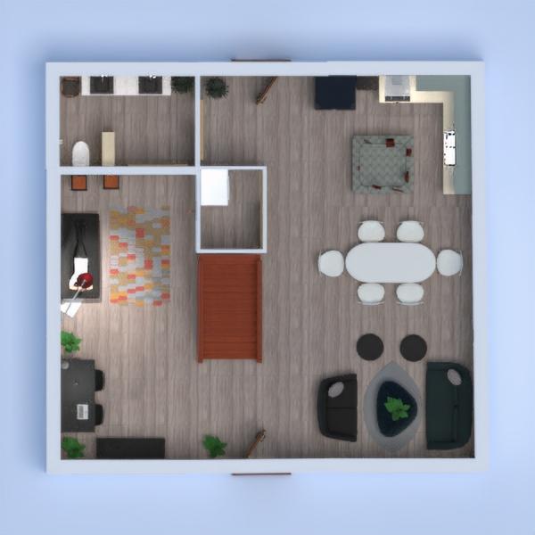 floorplans dom pokój diecięcy oświetlenie remont architektura 3d