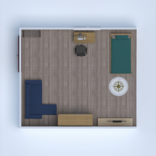 floorplans dormitorio 3d