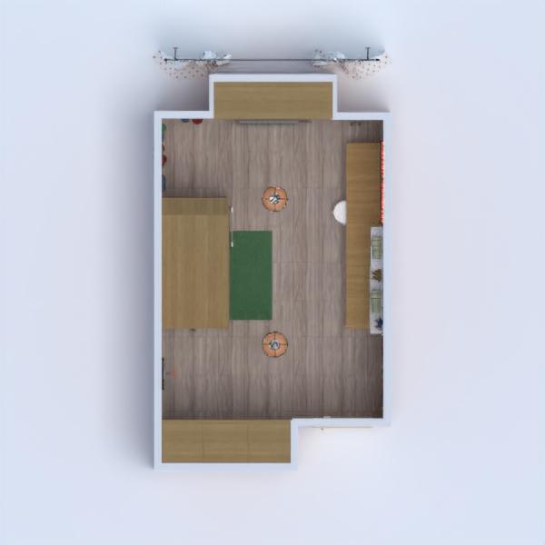 floorplans apartamento casa mobílias decoração dormitório quarto quarto infantil iluminação reforma despensa estúdio 3d