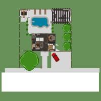 floorplans decor bathroom bedroom living room kitchen outdoor landscape architecture 3d