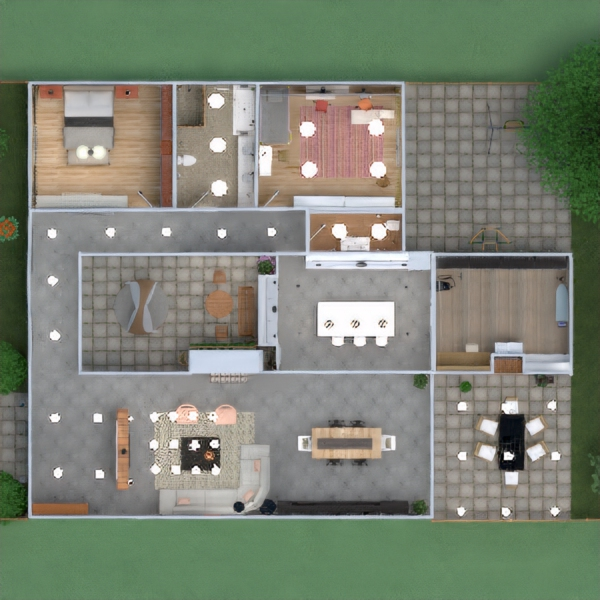 floorplans apartment house terrace furniture decor diy bedroom living room kitchen outdoor kids room lighting household dining room architecture storage studio entryway 3d