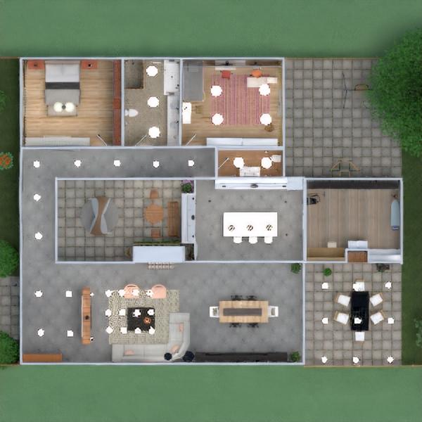 floorplans appartamento casa veranda arredamento decorazioni angolo fai-da-te camera da letto saggiorno cucina esterno cameretta illuminazione famiglia sala pranzo architettura ripostiglio monolocale vano scale 3d
