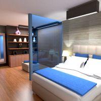 floorplans wohnung haus mobiliar badezimmer schlafzimmer haushalt café lagerraum, abstellraum 3d