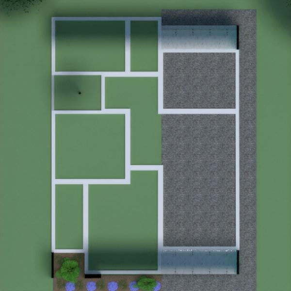 floorplans dom taras meble wystrój wnętrz łazienka 3d
