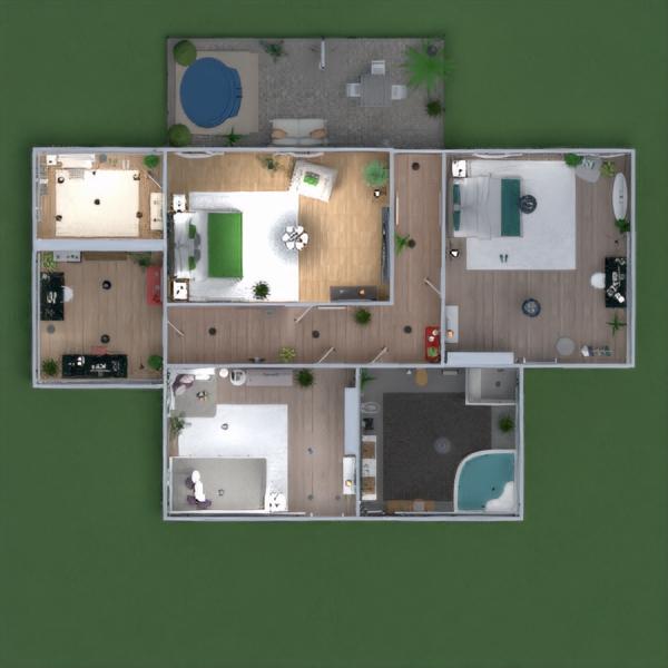 floorplans apartamento casa varanda inferior mobílias decoração faça você mesmo casa de banho dormitório quarto garagem cozinha área externa quarto infantil escritório iluminação reforma paisagismo utensílios domésticos cafeterias sala de jantar arquitetura despensa estúdio patamar 3d