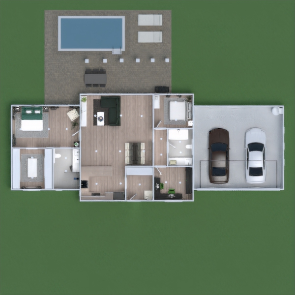 floorplans house decor bedroom living room office 3d