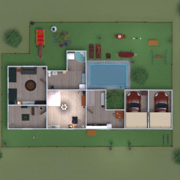 floorplans дом мебель декор сделай сам ванная спальня гостиная гараж кухня улица детская освещение техника для дома столовая архитектура хранение студия прихожая 3d