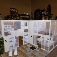 floorplans mieszkanie dom taras meble wystrój wnętrz zrób to sam łazienka sypialnia pokój dzienny kuchnia na zewnątrz oświetlenie krajobraz architektura przechowywanie 3d