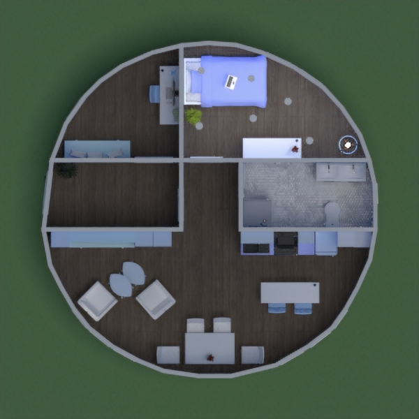 floorplans apartment office 3d