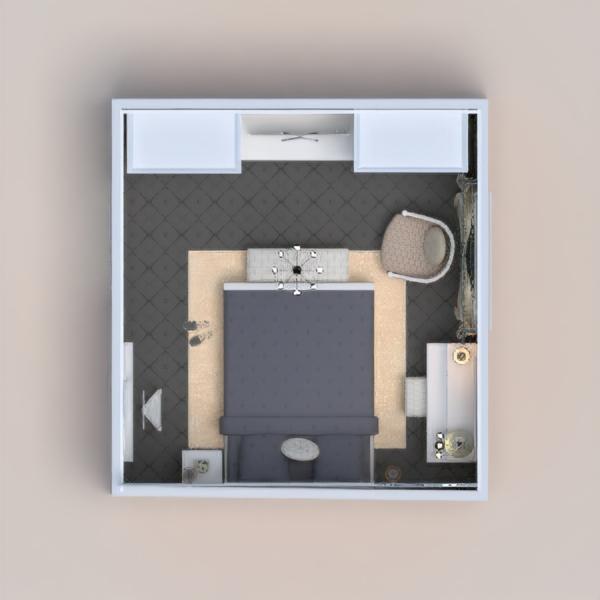 floorplans appartement maison meubles décoration chambre à coucher eclairage rénovation maison espace de rangement 3d