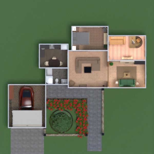 floorplans dom wystrój wnętrz łazienka sypialnia pokój dzienny garaż kuchnia na zewnątrz biuro 3d
