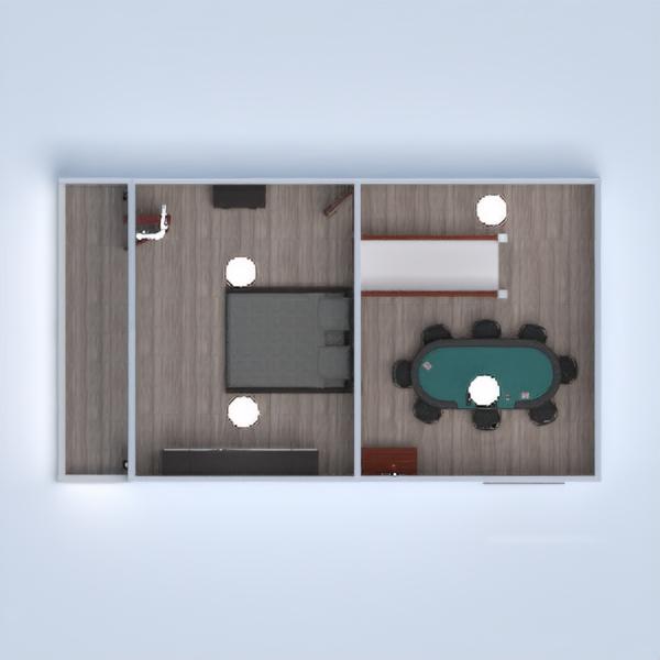 floorplans dom meble wystrój wnętrz kuchnia 3d