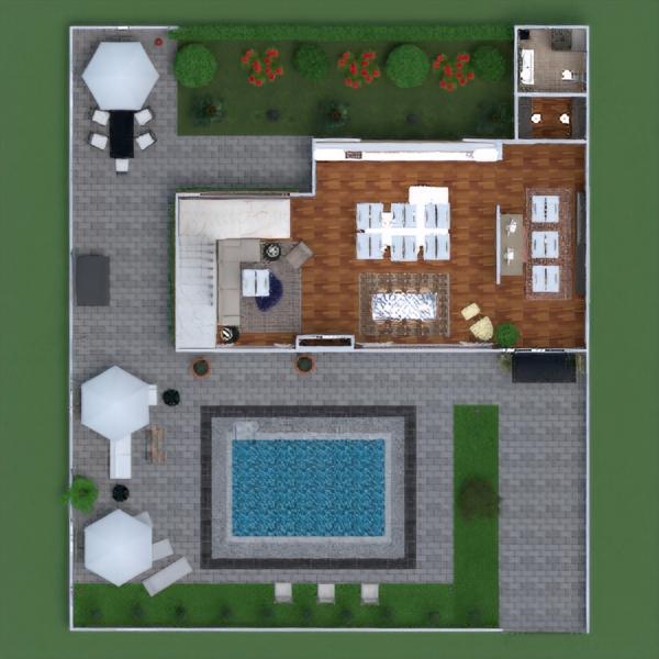 floorplans dom taras meble wystrój wnętrz zrób to sam łazienka sypialnia pokój dzienny kuchnia na zewnątrz pokój diecięcy biuro remont jadalnia architektura przechowywanie wejście 3d