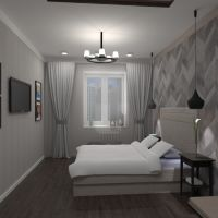 floorplans apartment house furniture decor bedroom lighting renovation storage 3d